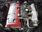 Купить контрактный двигатель б/у к автомобилю HONDA S2000 из Европы в СПб.