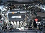 Контрактный двигатель для HONDA ACCORD модель двигателя K20A6