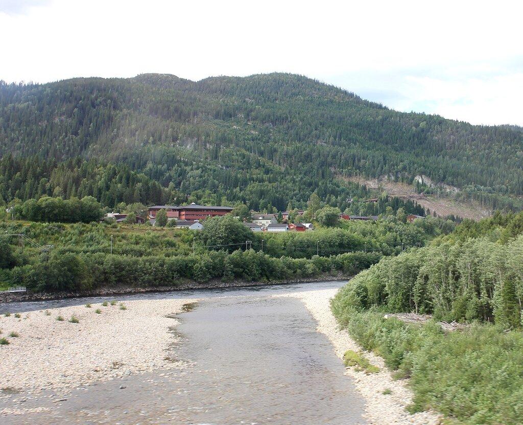 Gaula river valley (Gaudalen)