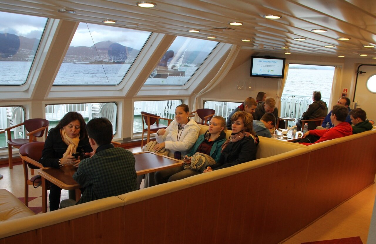 Molde-Vestnes ferry