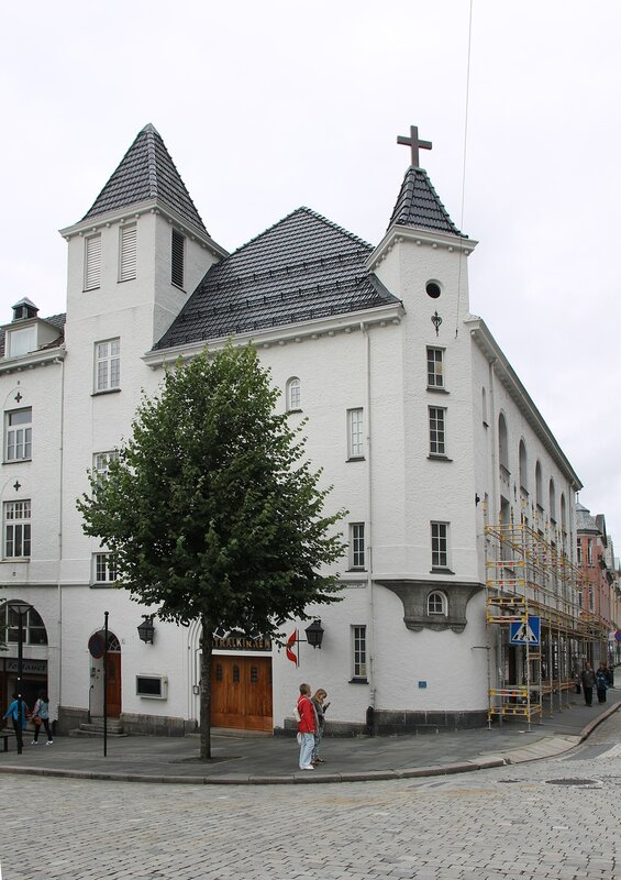 Берген, Bergen,  Vetrlidsallmenningen