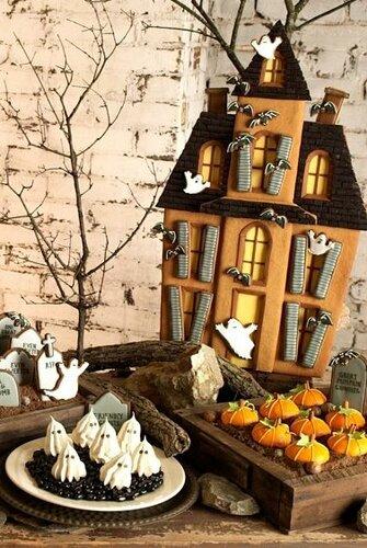 Идеи проведения детского Хэллоуина