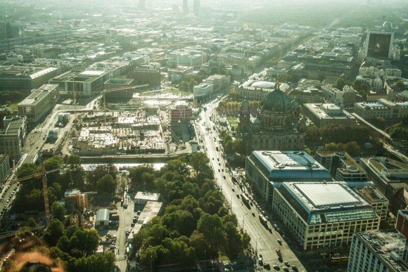 0 8c235 3d15d5ee XL Германия. Панорамы Берлина