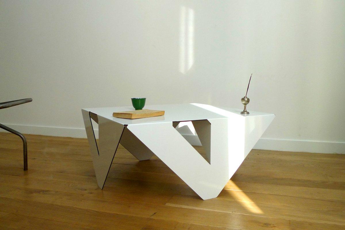 Жюль Барре, Пьер Гийу, Jules Barres, Pierre Guillou, Table 4х4, Maison & Objet, кофейный столик, дизайн интерьера, предметный дизайн