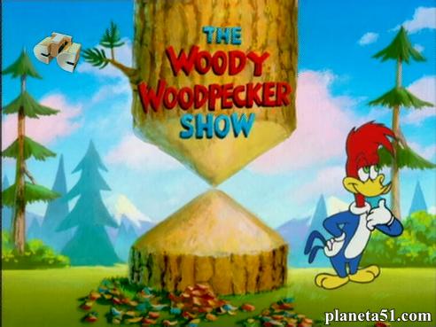 Новое шоу Вуди Вудпеккера. Полная коллекция / The New Woody Woodpecker Show. Classic Collection (1999-2000/DVB)