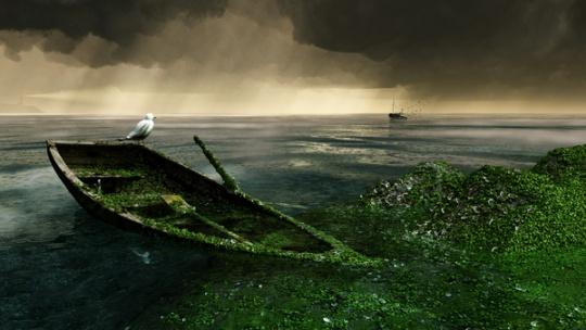 Digital Artworks from Gaetan Namouric