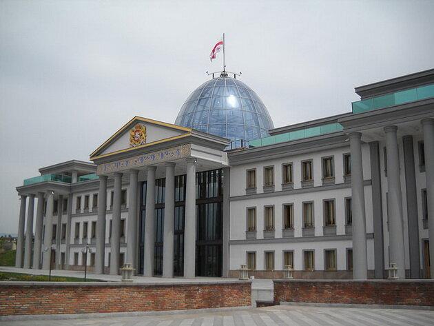 Авлабарская Резиденция. Тбилиси, Грузия