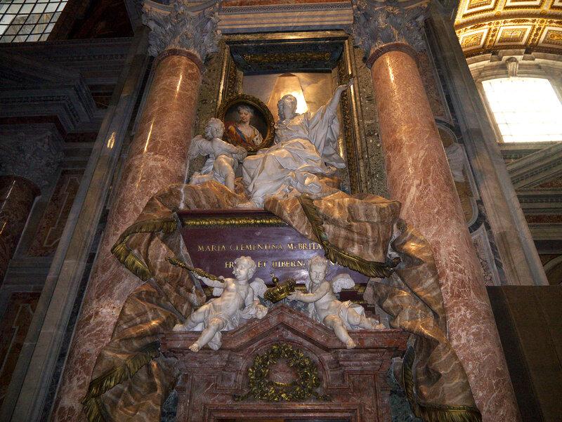 В соборе св. Петра
