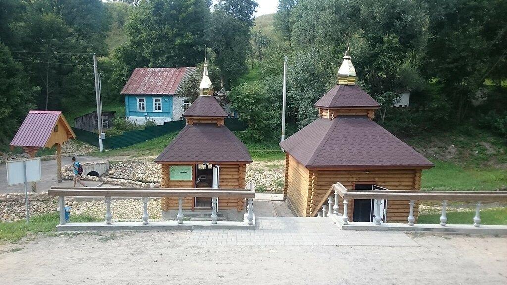 Кагальный колодец в Мстиславле