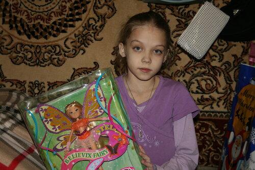 Даша П. Принтер со сканером и куклы
