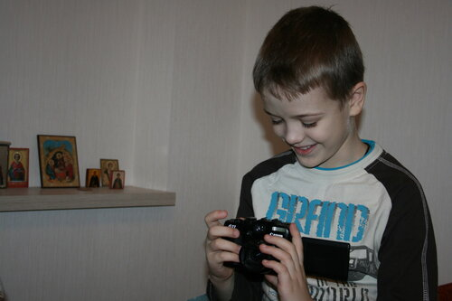 Дима П. Фотоаппарат