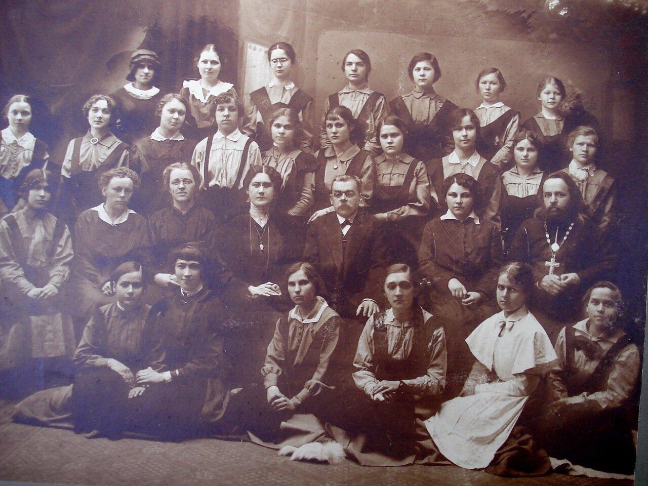 1917. Костромская женская гимназия Григоровича