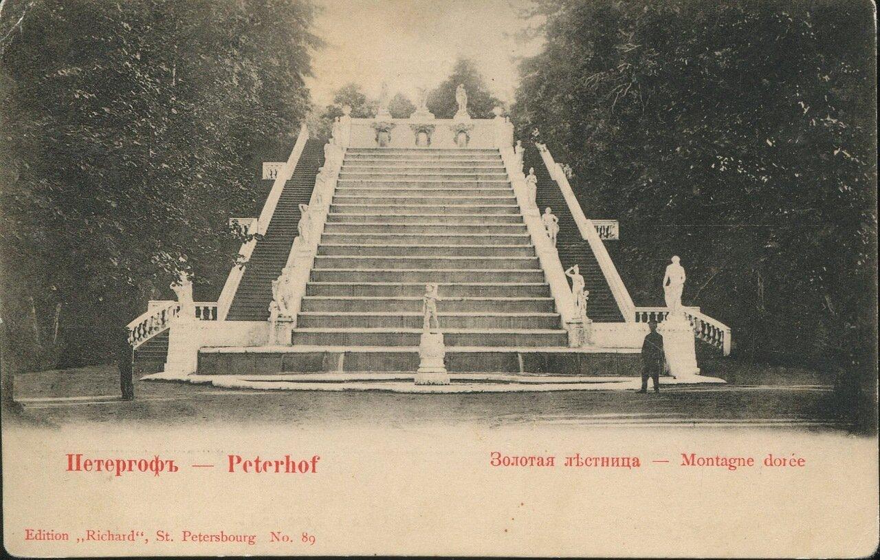 Золотая лестница