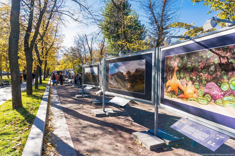 Фото и Тверской бульвар