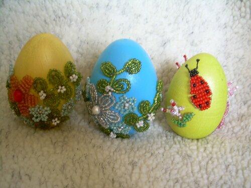 Пасхальные яйца своими руками для начинающих