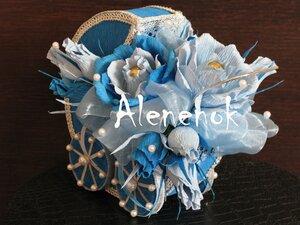 Sweet-дизайн (букеты из конфет, сладкие композиции). 0_4d920_91ab58d9_M