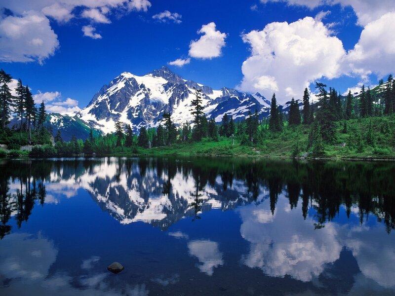 30 самых красивых озёр