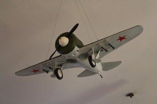 Макет самолёта