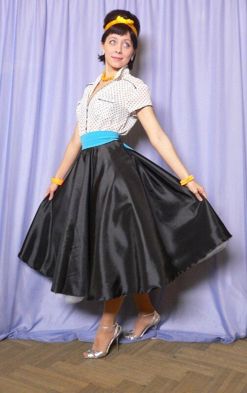 0 5a12f a26efde4 XL Коллекция костюмов «Стиляги» в стиле 1950 х годов (фотографии)