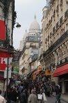 Париж. Монмартр. Собор Сакре-Кёр