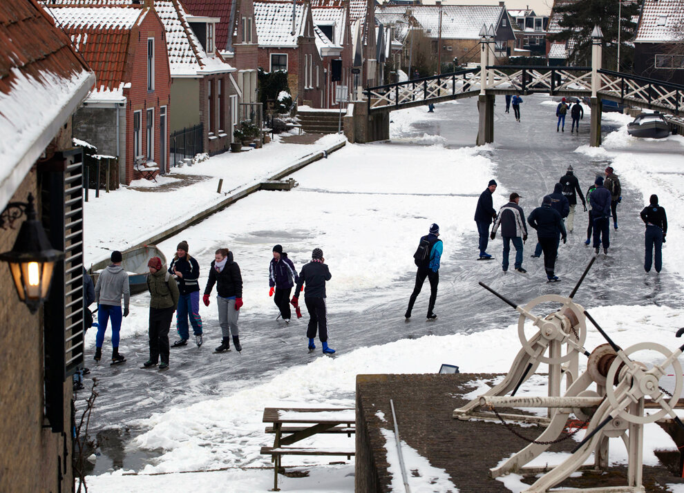 Netherlands Skating Marathon