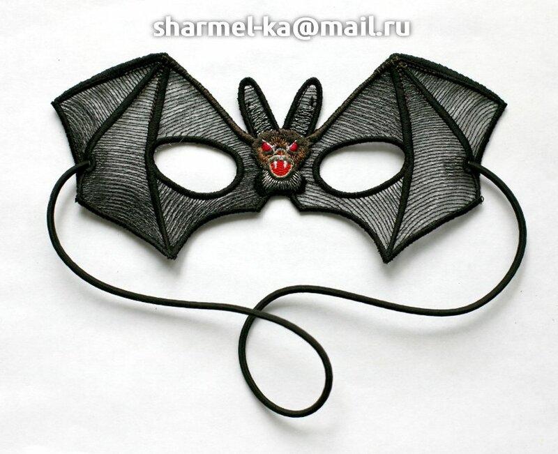 Летучая мышь маска