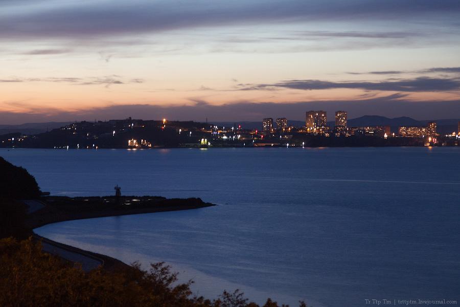 26. У далёкого Японского моря. Владивосток и остров Русский.