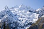 Ледник на горе Джугутурлучат
