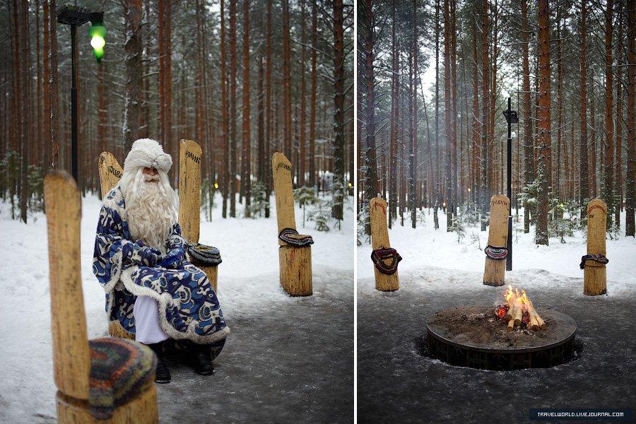 Терем Деда Мороза: