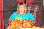 Пицца с морепродуктами 2