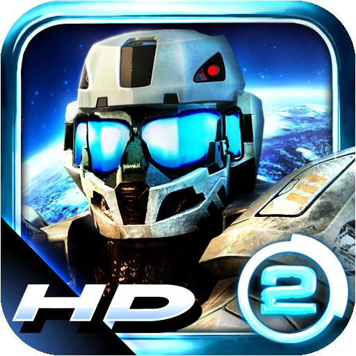 [HD] N.O.V.A. 2 - Near Orbit Vanguard Alliance HD [v1.4.9, Шутер от первого лица, iOS 3.2, ENG]