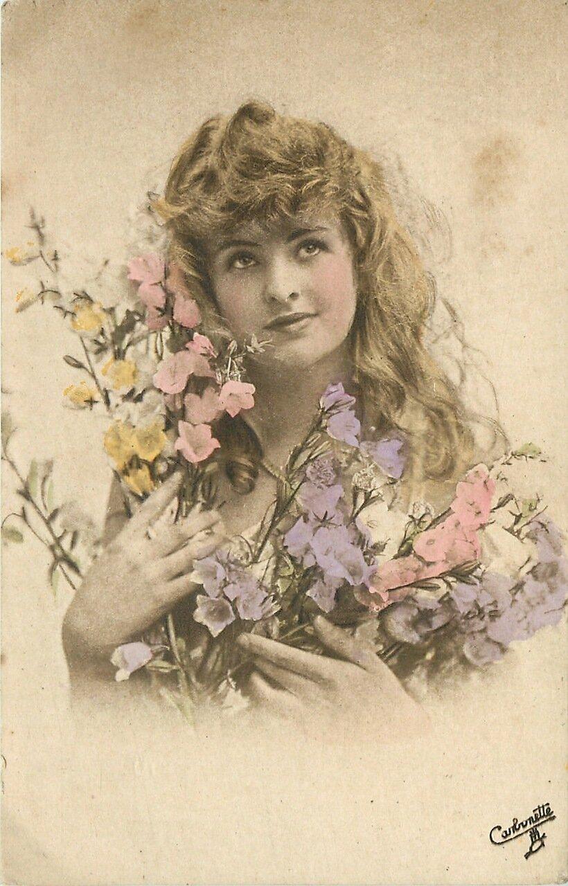 Красивые открытки милые дамы