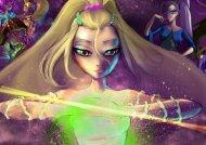 О сайте винкс ланд и куча картинок аниме и winx