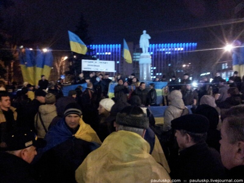 Міносвіти підкоригувало історію: На Донеччині та в Криму не було мітингів Євромайдану - фото 4