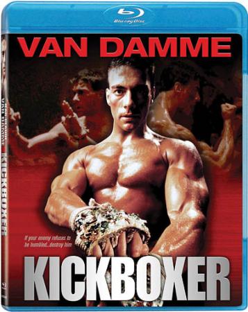 Кикбоксер - Kickboxer (1989) BDRip 720p