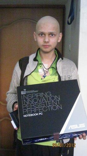 Дима Ц. Игровой ноутбук