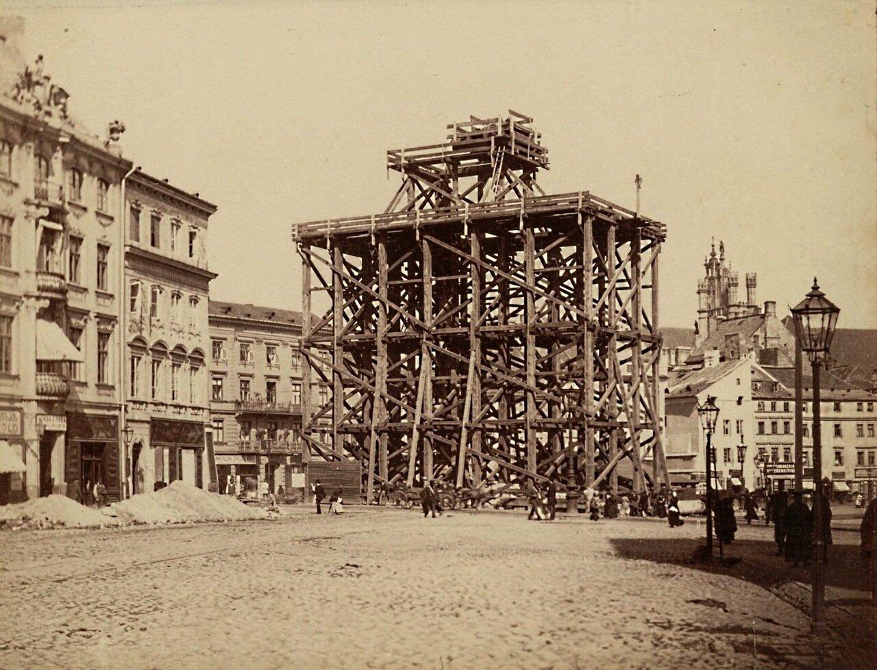 Сигизмундова колонна 1885