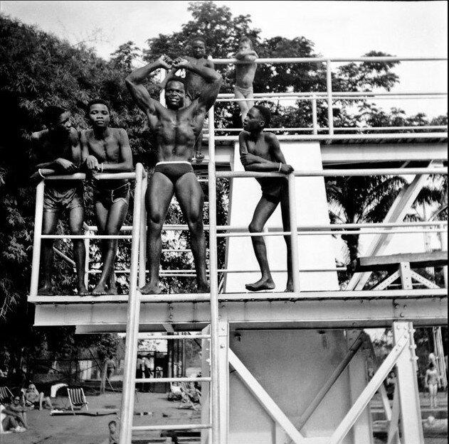 Бассейн спортклуба в Фуна