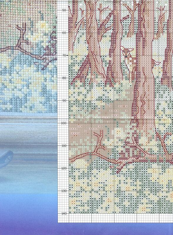 Вышиваю крестиком № 7(82) 2011