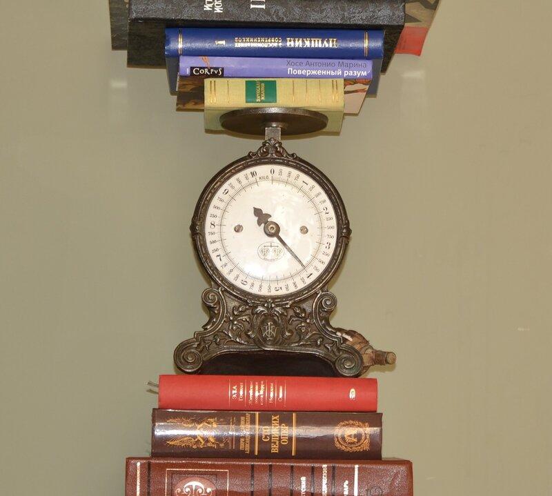 часы и весы