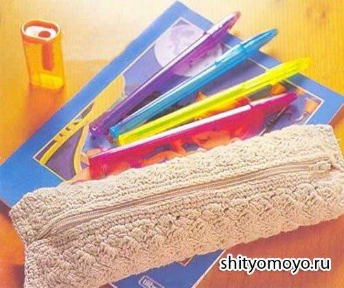 Описание вязания. Крючком