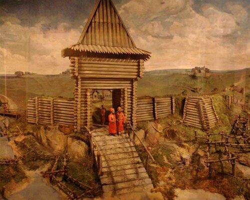 Город крепость-Пенза