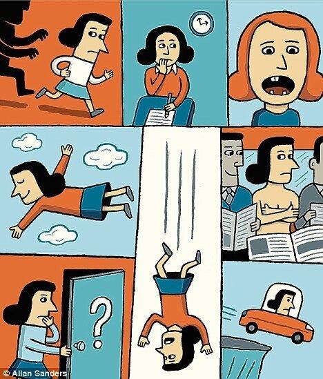 Что означают ваши навязчивые сны