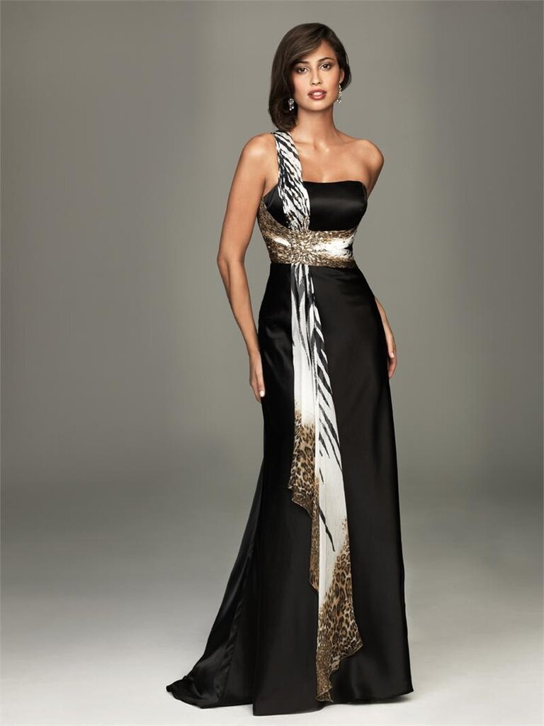 Оригинал записи и комментарии на.  Дизайнерские платья - Allure 2011.