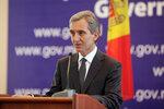 Премьер-министр Молдовы с официальным визитом в Польше
