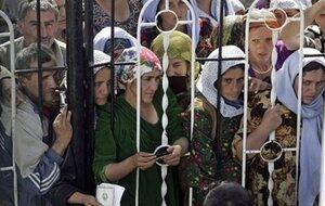 Жители Сербии взбунтовались против беженцев из Азии