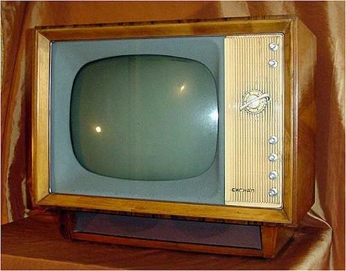 телевизоры, СССР, история