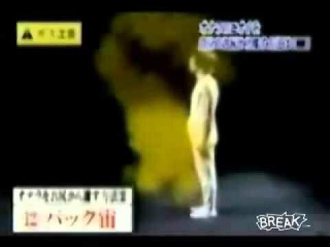 Еще одно японское шоу: Как избежать или замаскировать свой пук
