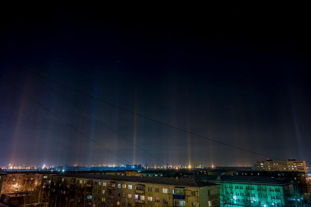 Нижневартовск. Ледяные Иглы.
