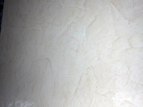 декоративная штукатурка гладкая, белый мрамор